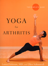 Yoga for Arthritis - co-written by Ellen Saltonstall